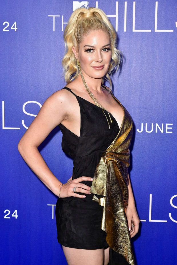 Heidi Montag - The Hills: New Beginnings Premiere in Los Angeles