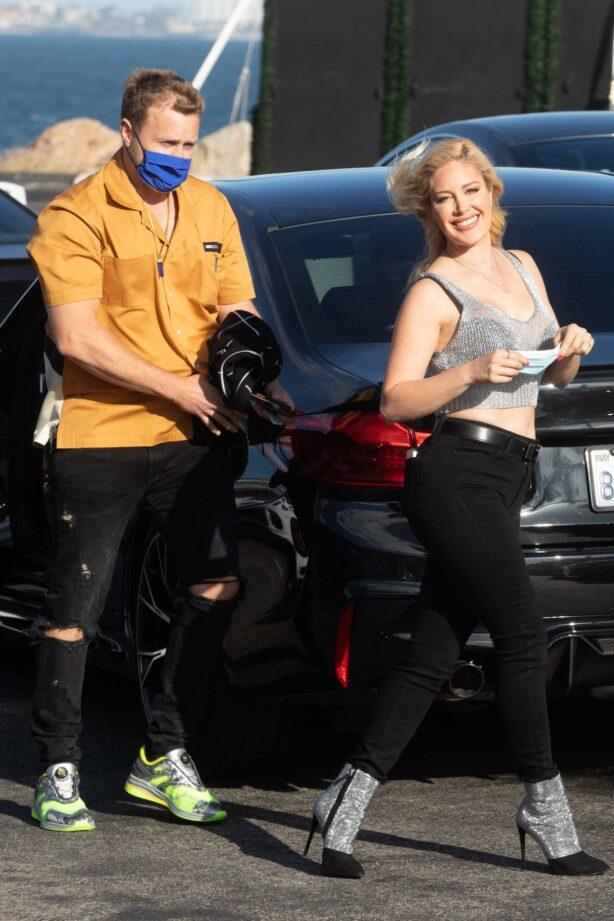 Heidi Montag - With Spencer Pratt spotted in Malibu