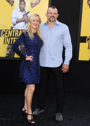 Heidi Northcott - 'Central Intelligence' Premiere in Los Angeles
