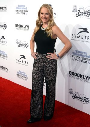 Heidi Watney - Sports Illustrated Sportsperson of the Year Ceremony 2016 in NYC
