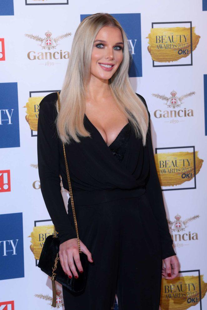 Helen Flanagan - 2017 Beauty Awards in London