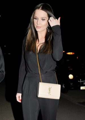 Helen Flanagan at 2nd Birthday Party for Menagerie Bar and Restaurant in Manchester