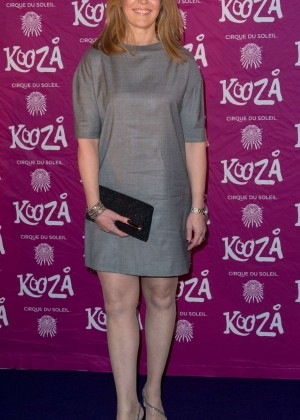 Helen Fospero - Kooza By Cirque Du Soleil VIP Performance in London