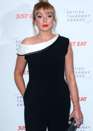 Helen George - 2017 British Takeaways Awards in London