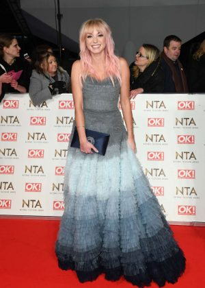 Helen George - 2017 National Television Awards in London