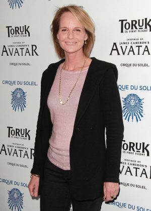Helen Hunt - 'Toruk The First Flight' Opening Night in Los Angeles
