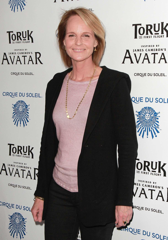 Helen Hunt - 'Toruk The First Flight' Opening Night in Los Angeles