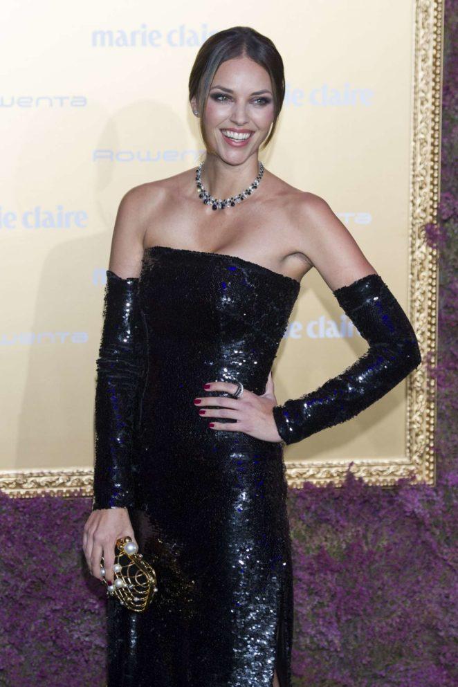 Helen Lindes - Marie Claire Prix De La Moda Awards 2017 in Madrid