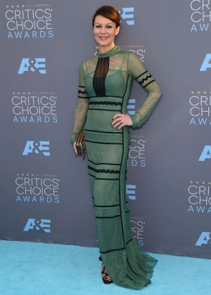 Helen McCrory - 2016 Critics' Choice Awards in Santa Monica