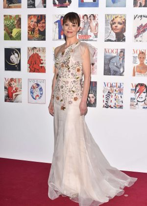 Helen McCrory - British Vogue 100th Anniversary Gala Dinner in London