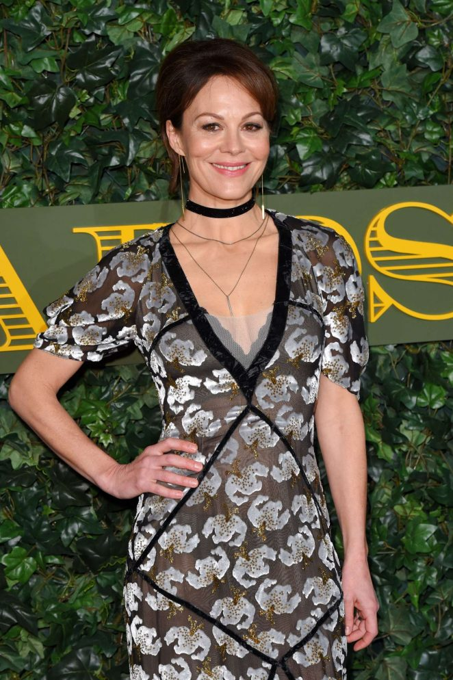 Helen McCrory - Evening Standard Theatre Awards 2016 in London