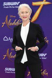 Helen Mirren - 'Aladdin' Premiere in Los Angeles