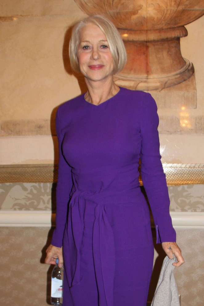 Helen Mirren - 'Eye in the Sky' Photocall in Los Angeles