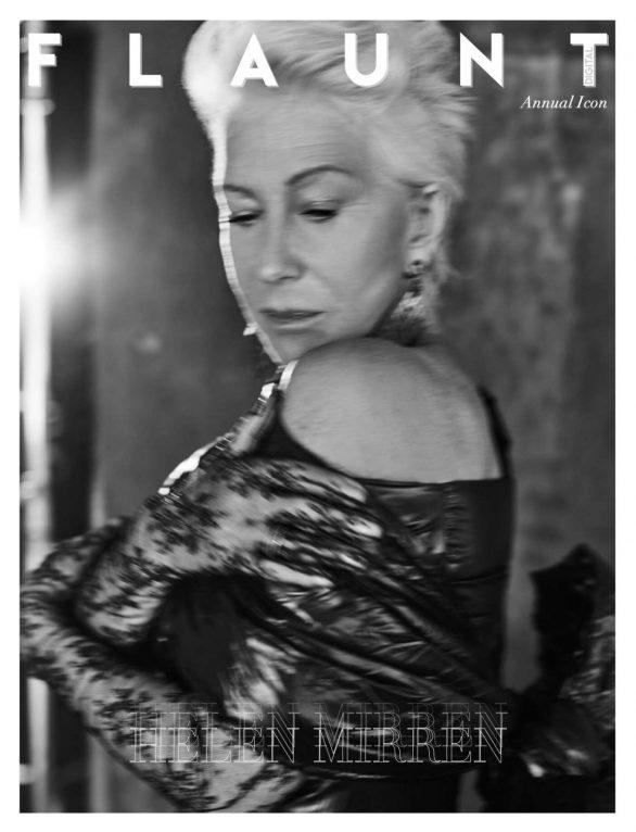 Helen Mirren - Flaunt Magazine Digital Version (November 2019)
