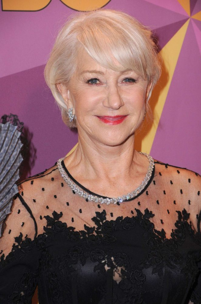 Helen Mirren - HBO's Official Golden Globe Awards After Party in LA