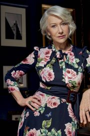 Helen Mirren - Vanity Fair Italy Magazine (November 2019)