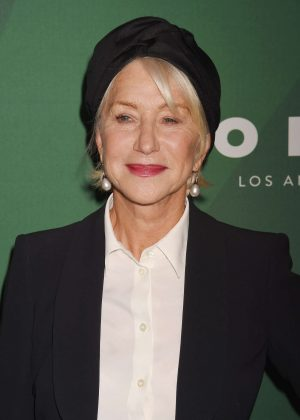 Helen Mirren - Variety's Power of Women Sponsored by Audi in Los Angeles