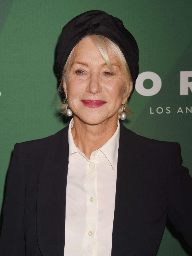 Helen Mirren - Variety's Power of Women Sponsored by Audi in Los Angeles