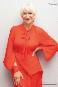 Helen Mirren - Women's Weekly Australian Magazine (April 2020)