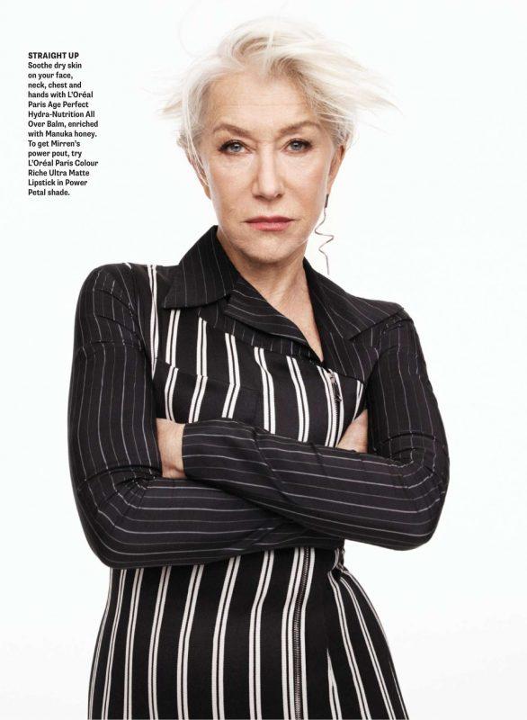 Helen Mirren - Zoomer Magazine (November/December 2019)