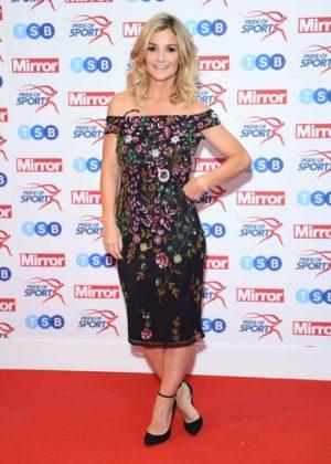Helen Skelton - 2017 Pride of Sport Awards in London