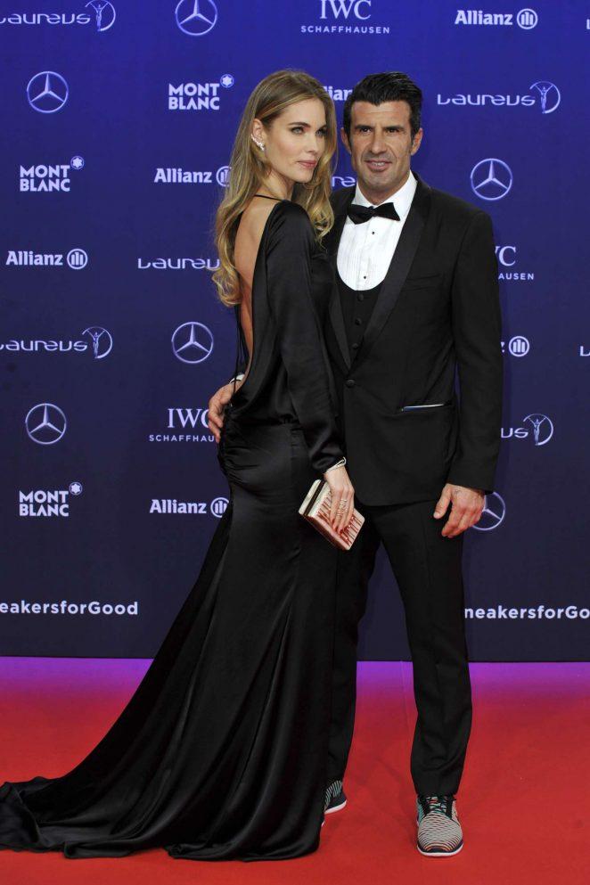 Helen Svedin: 2017 Laureus World Sports Awards -01
