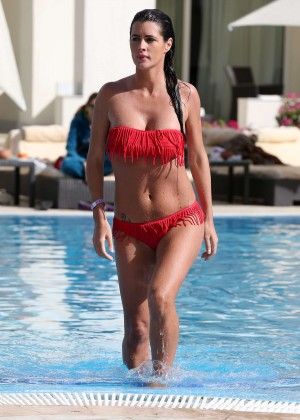 Helen Wood in Bikini in Egypt
