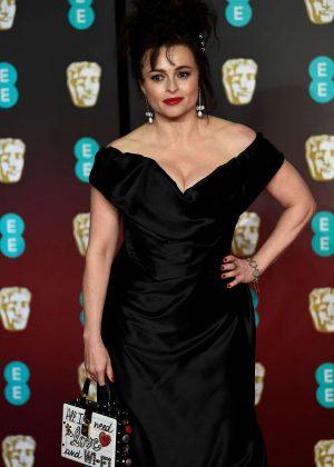 Helena Bonham Carter - 2018 BAFTA Awards in London