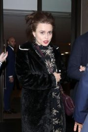 Helena Bonham Carter - Arrives at Grandparents' War TV screening in London