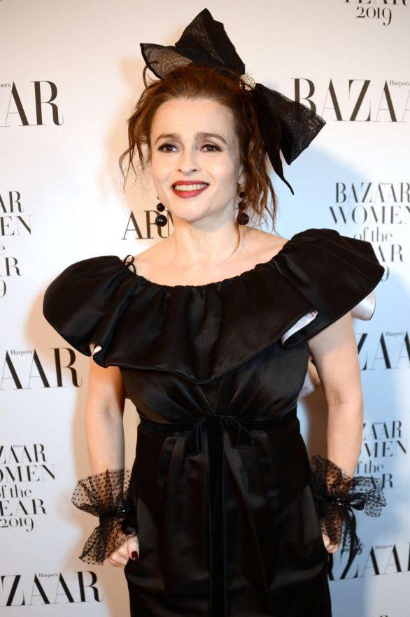 Helena Bonham Carter - Harper's Bazaar Women Of The Year Awards 2019 in London