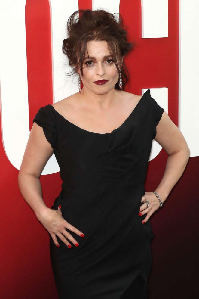 Helena Bonham Carter - 'Ocean's 8' Premiere in New York City