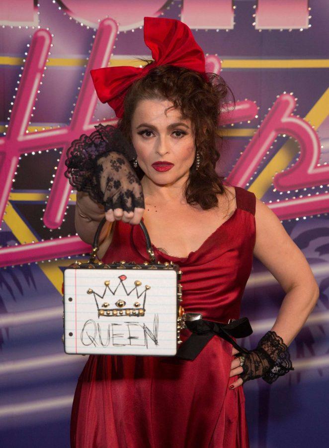 Helena Bonham Carter - Save the Children's Night of Hits Event in London