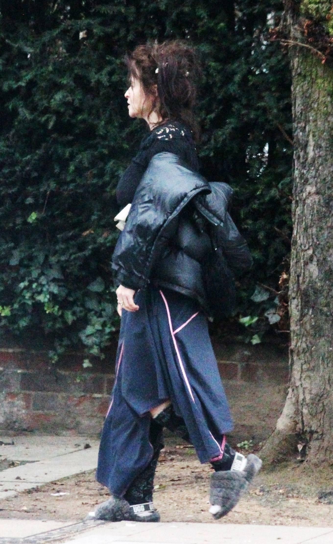 Helena Bonham Carter - Seen in Hampstead