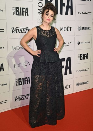 Helena Bonham - Moet British Independent Film Awards 2015 in London