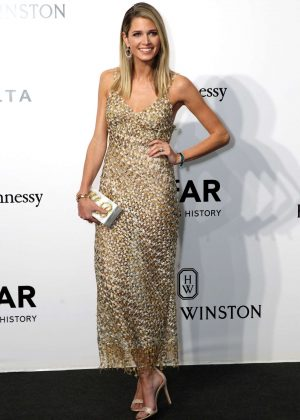 Helena Bordon - amfAR Milano 2016 in Italy