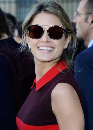 Helena Bordon - Christian Dior Show in Paris