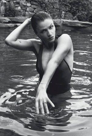 Helena Christensen - Harper's Bazaar Spain Magazine (July/August 2020)