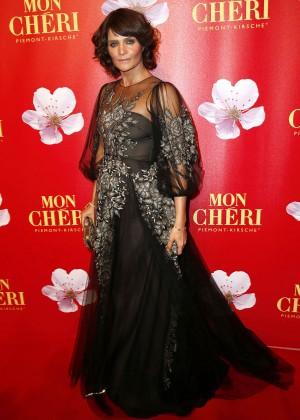 Helena Christensen - Mon Cherie Barbara Tag 2015 in Munich
