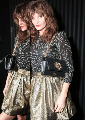 Helena Christensen - 'Studio 54' Screening in New York