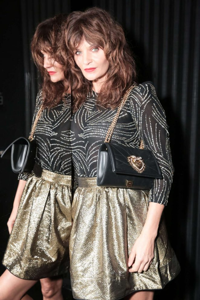 Helena Christensen – 'Studio 54' Screening in New York