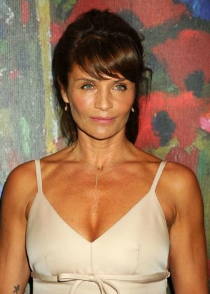 Helena Christensen - Take Home a Nude Annual Auction and Dinner in NY