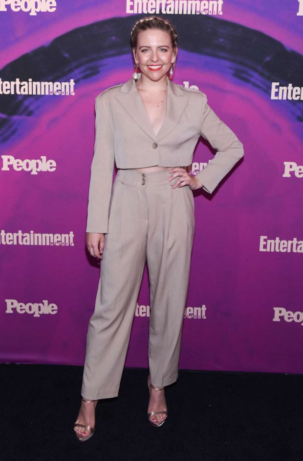 Helene Yorke - Entertainment Weekly & PEOPLE New York Upfronts Party in NY