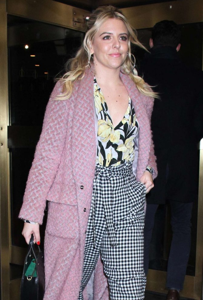 Helene Yorke - Promotes 'The Other Two' at New York Live in NYC