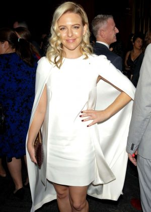 Helene Yorke - 'The Good Fight' Premiere in New York City