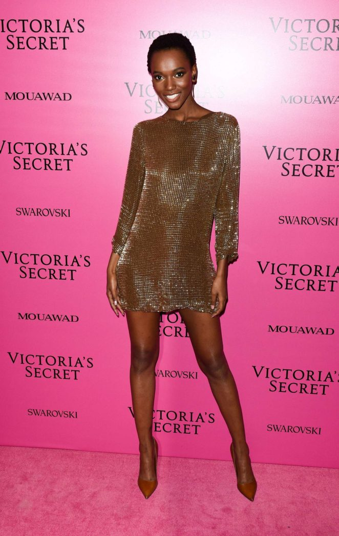 Herieth Paul - 2017 Victoria's Secret Fashion Show After Party in Shanghai