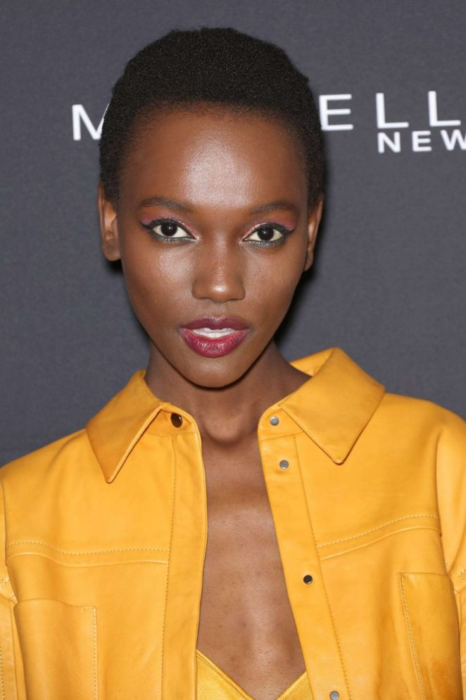 Herieth Paul - Maybelline New York x V Magazine Party 2018 in New York