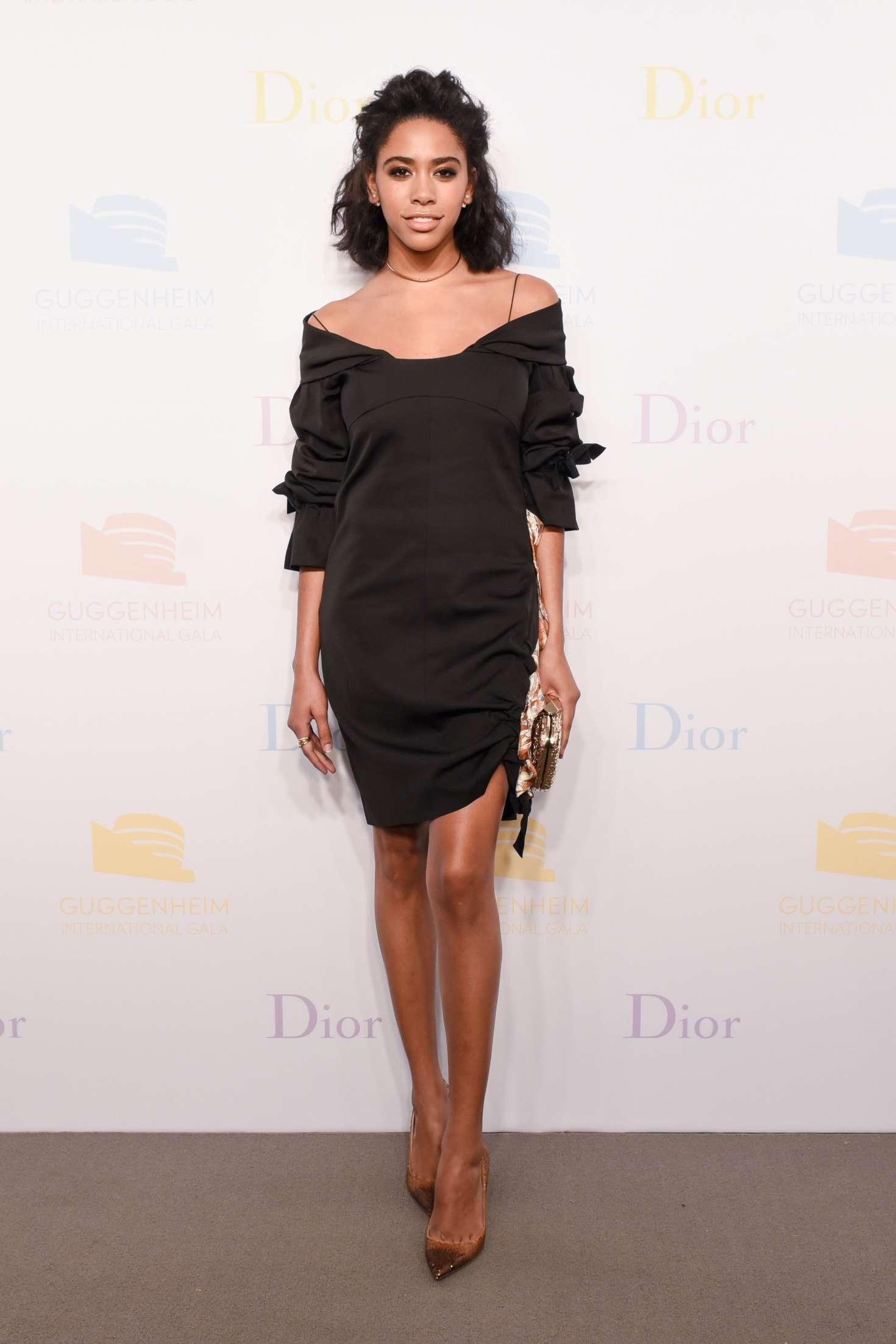 Herizen Guardiola - 2016 Guggenheim International Gala Dior Party in NYC