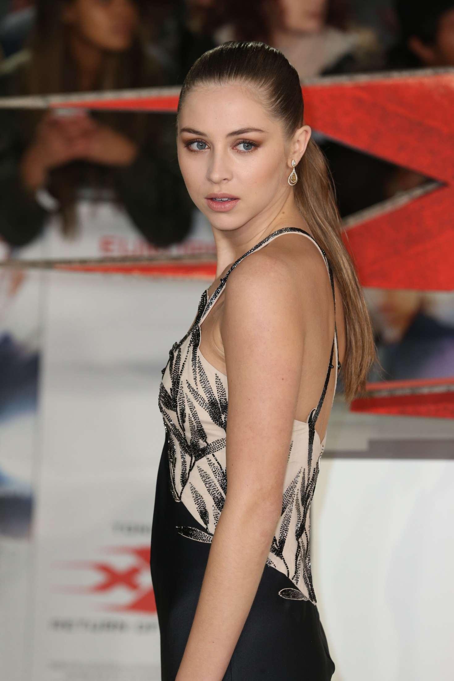 Hermione Corfield: xXx: Return of Xander Cage UK Premiere -06 | GotCeleb