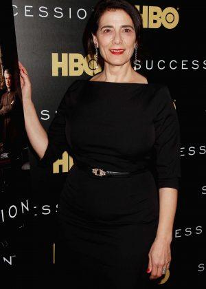Hiam Abbass - 'Succession' TV Show Premiere in New York