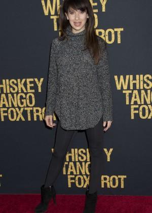 Hilaria Baldwin - 'Whiskey Tango Foxtrot' Premiere in New York